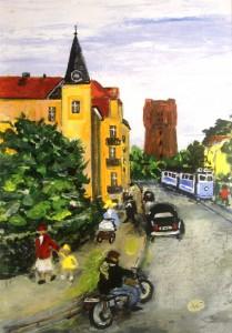 Esplanaden, Sundbyberg